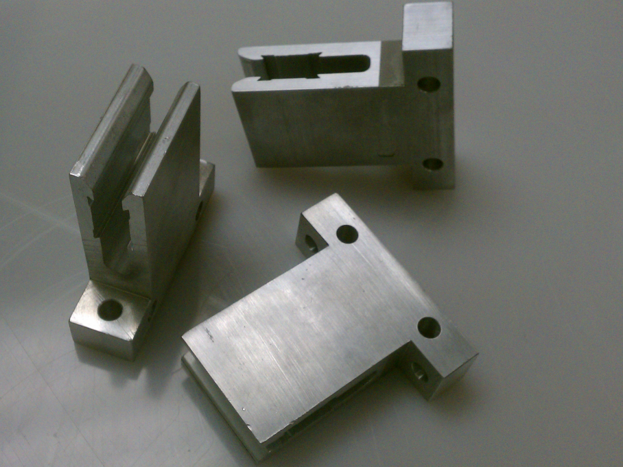 Fabricated Aluminum Components