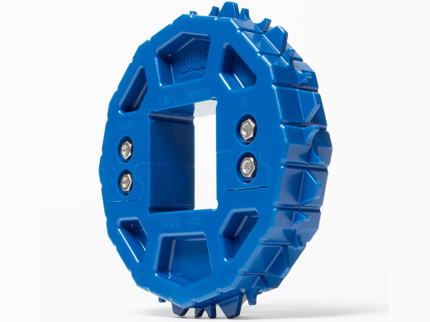 Tight-Tolerance Urethane Sprocket