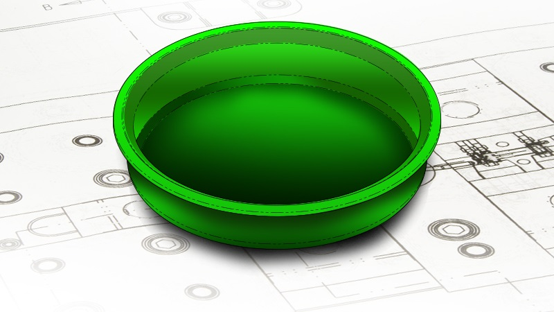 Custom Polyurethane Liner Design