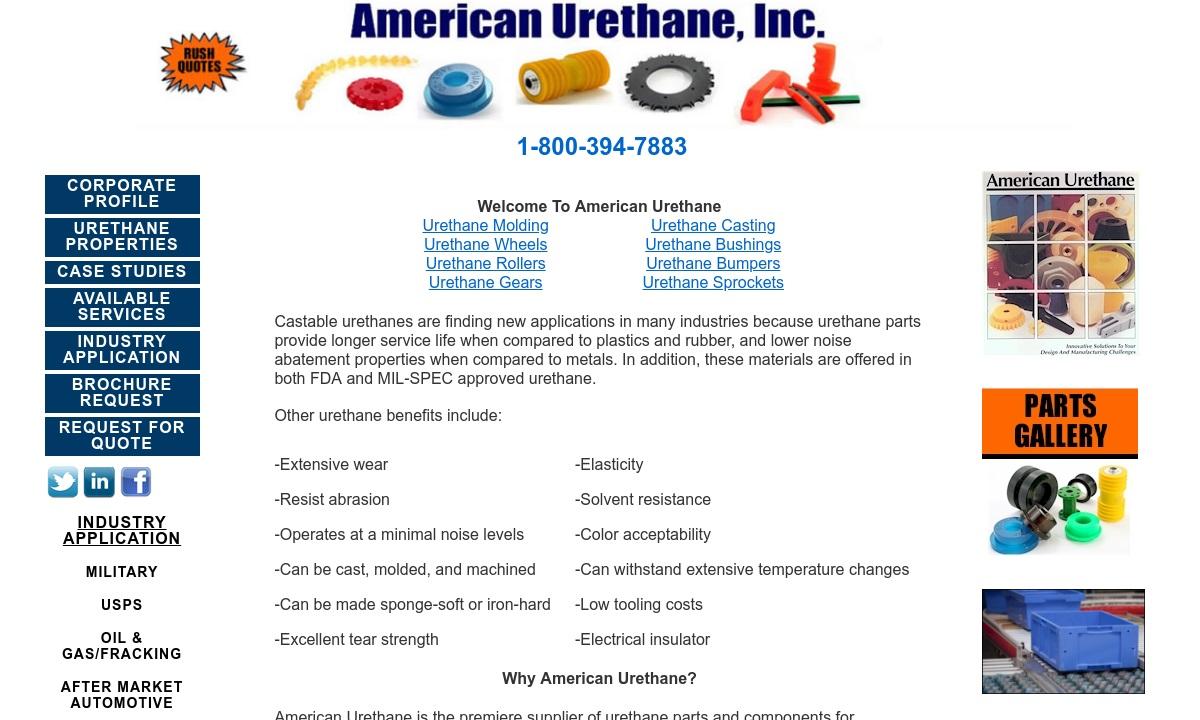 American Urethane, Inc.