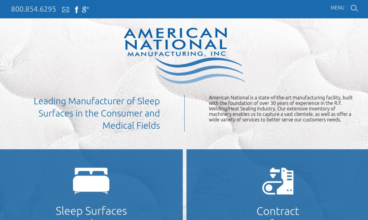 American National Manufacturing, Inc.