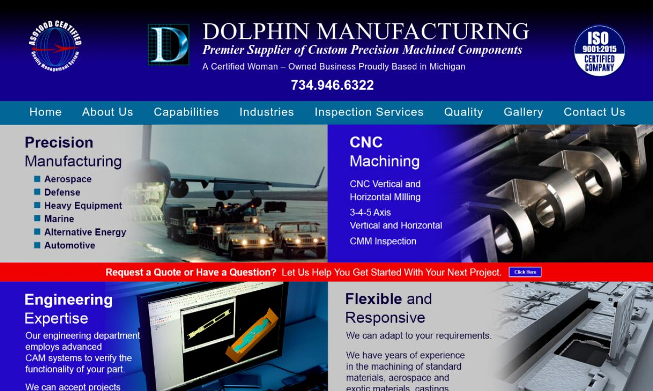Dolphin Manufacturing, Inc.