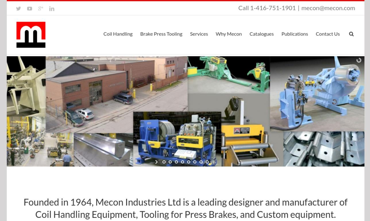 Mecon Industries