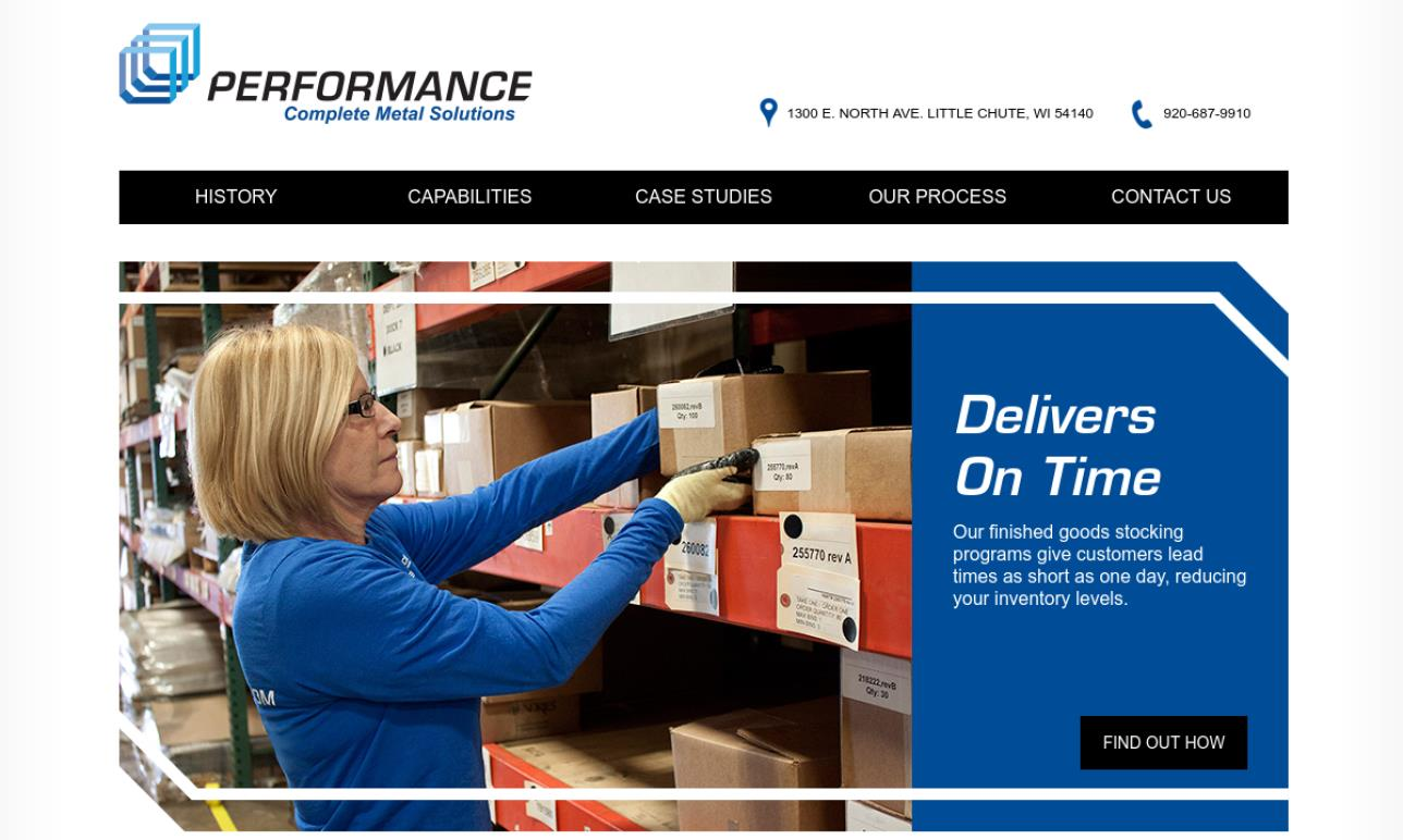 Performance Complete Metal Solutions