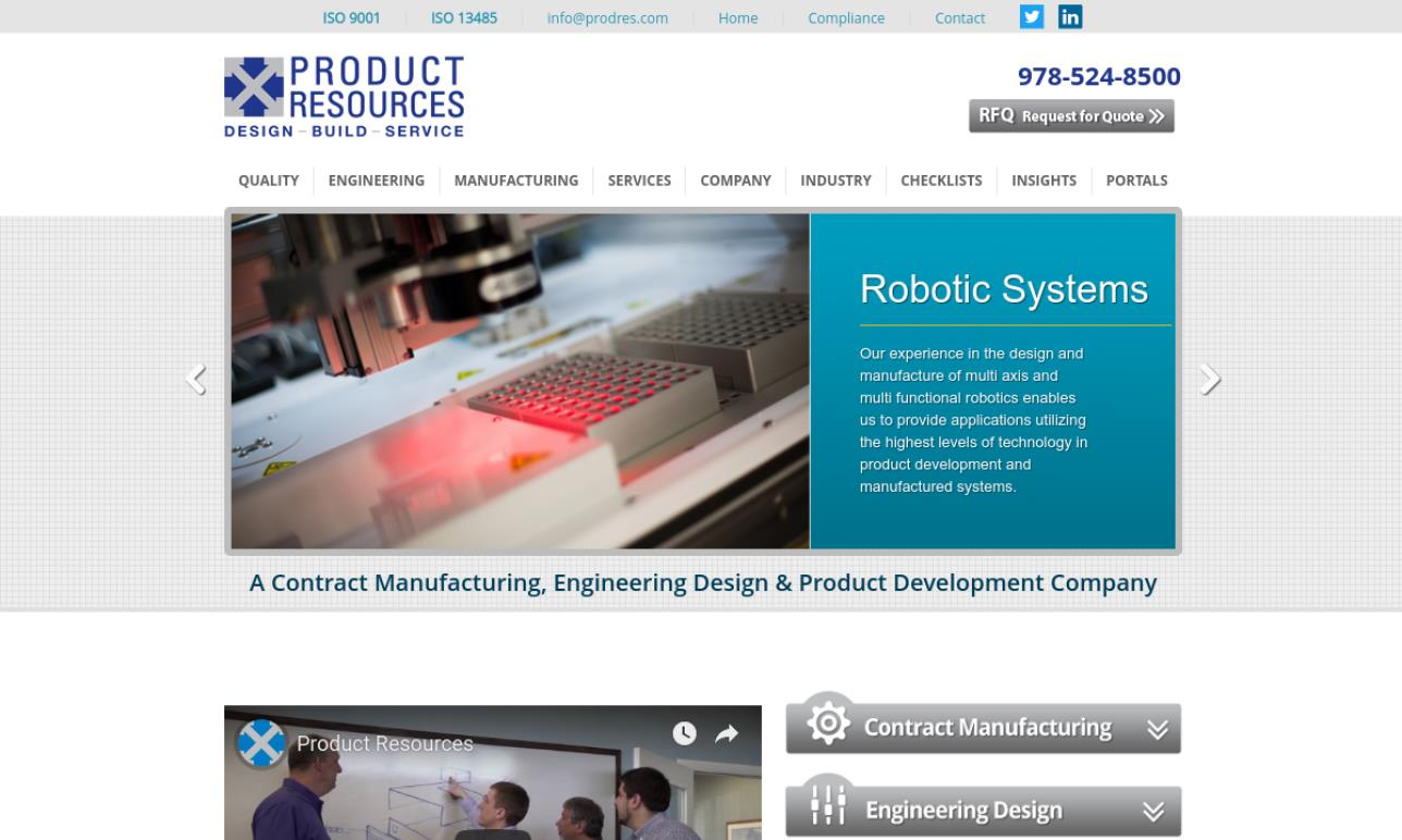 Product Resources, Inc.