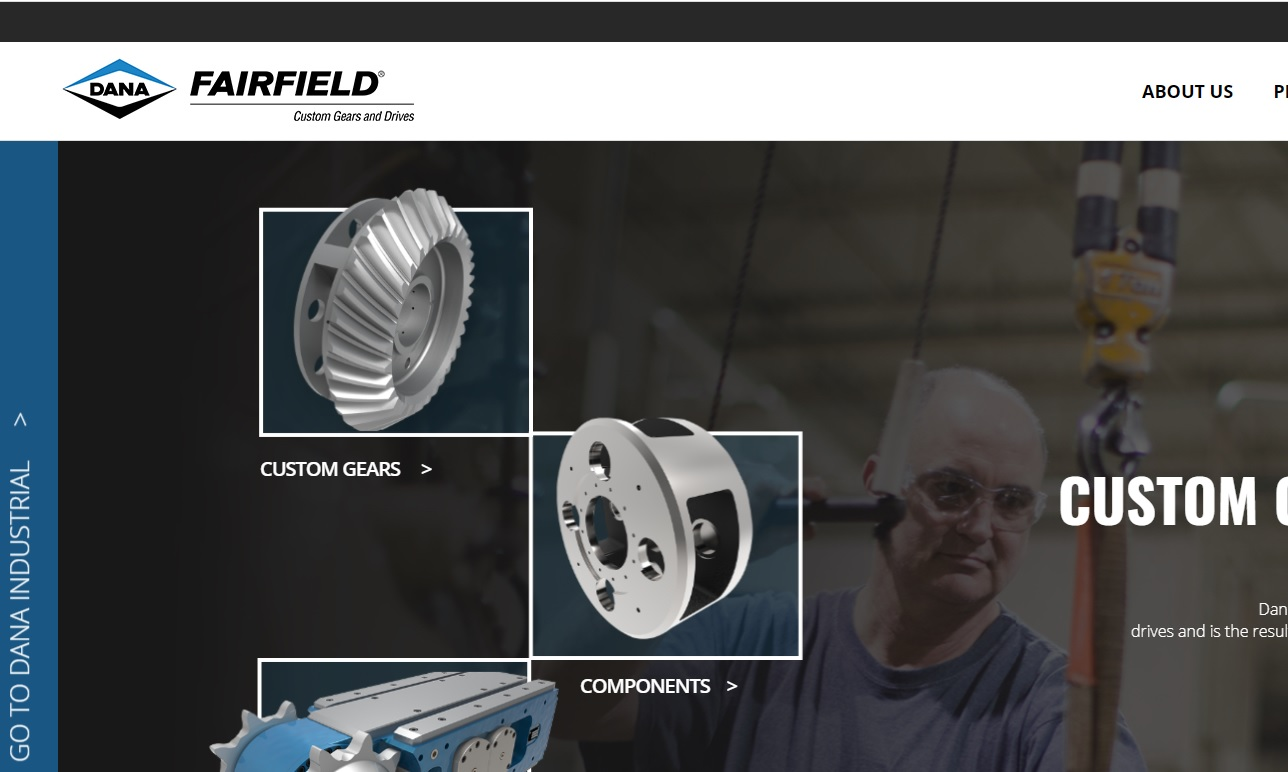 Dana Fairfield Mfg.